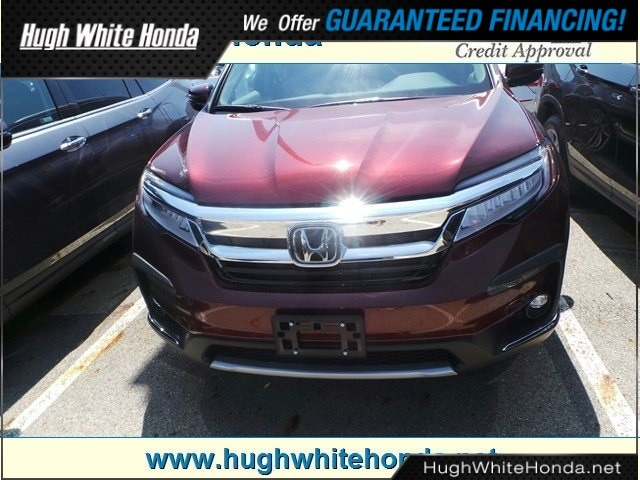 Featured new Honda vehicles 2019 Honda Pilot Touring 8-Passenger FWD SUV for sale near you in Columbus, Ohio
