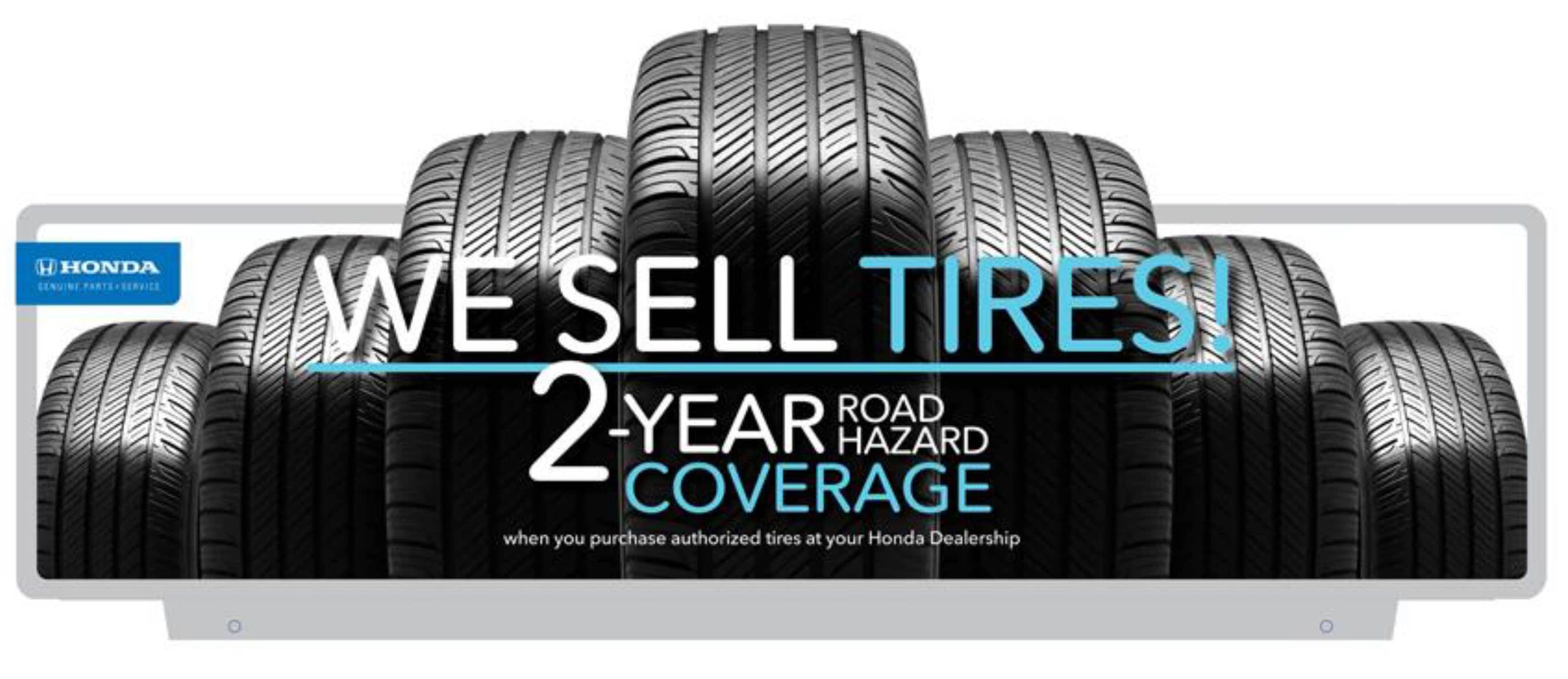 Experience Our Tire Specials