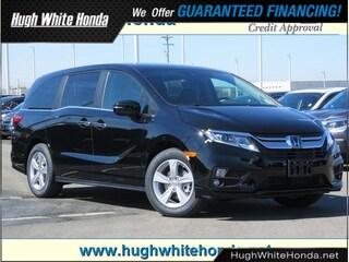 New Honda vehicles 2019 Honda Odyssey EX-L Van for sale near you in Columbus, OH