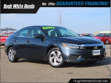 Featured pre-owned vehicles 2020 Honda Insight EX Sedan for sale near you in Columbus, OH