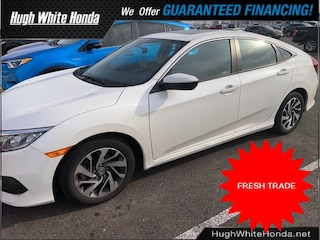 Used 2018 Honda Civic EX Sedan for sale in Columbus, OH