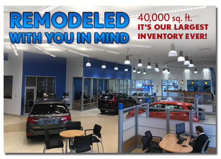 New And Used Honda Dealership In Columbus | Hugh White Honda