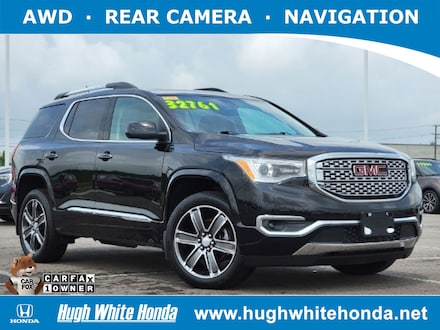 Featured new and used cars, trucks, and SUVs 2017 GMC Acadia Denali SUV for sale near you in Columbus, OH