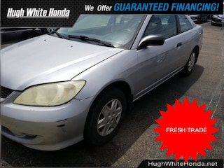 Bargain used vehicles 2004 Honda Civic VP Coupe for sale near you in Columbus, OH