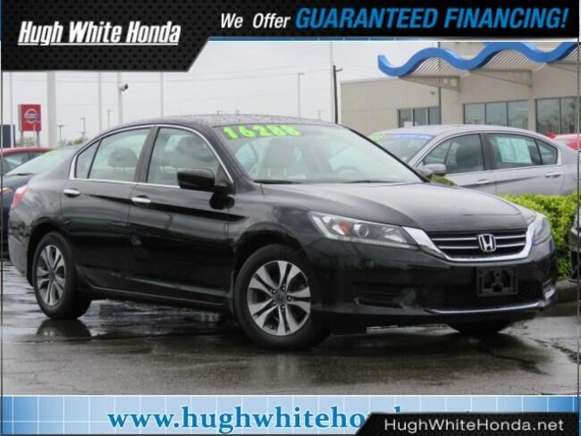 Used 2015 Honda Accord For Sale At Hugh White Honda Vin