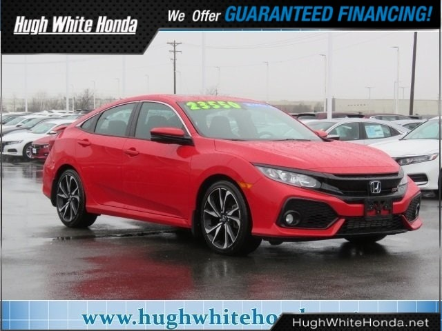 Featured pre-owned vehicles 2017 Honda Civic Si Sedan for sale near you in Columbus, OH