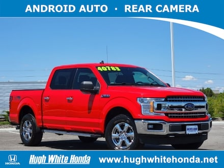 Featured pre-owned vehicles 2019 Ford F-150 Truck SuperCrew Cab for sale near you in Columbus, OH