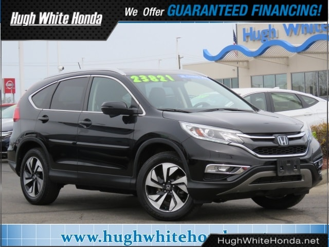 Featured pre-owned vehicles 2016 Honda CR-V Touring AWD SUV for sale near you in Columbus, OH