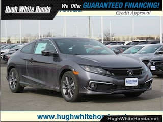 New Honda vehicles 2019 Honda Civic EX Coupe for sale near you in Columbus, OH