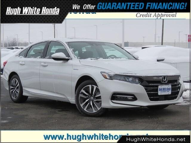 Featured new Honda vehicles 2019 Honda Accord Hybrid EX Sedan for sale near you in Columbus, Ohio
