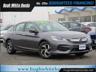 Used vehicles 2017 Honda Accord LX Sedan for sale near you in Columbus, OH