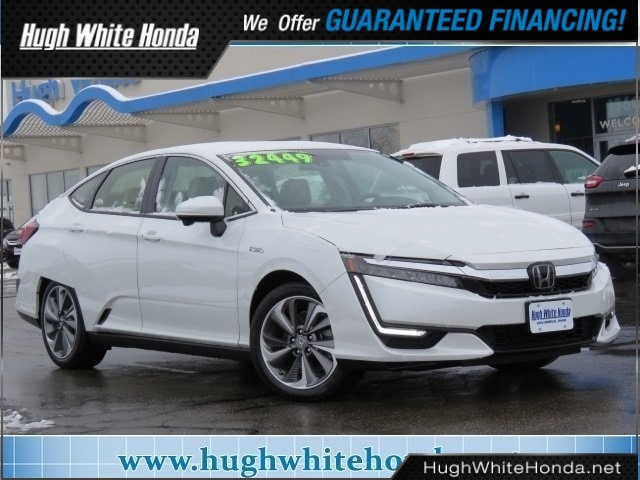Featured pre-owned vehicles 2018 Honda Clarity Plug-In Hybrid Touring Sedan for sale near you in Columbus, OH