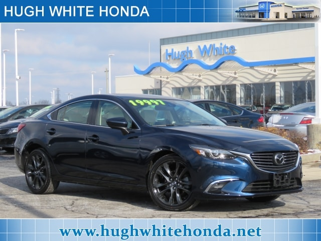 Featured pre-owned vehicles 2016 Mazda Mazda6 i Grand Touring Sedan for sale near you in Columbus, OH