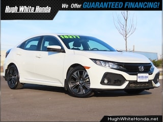Used 2018 Honda Civic EX Hatchback for sale in Columbus, OH