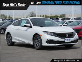 New Honda vehicles 2019 Honda Civic LX Coupe for sale near you in Columbus, OH