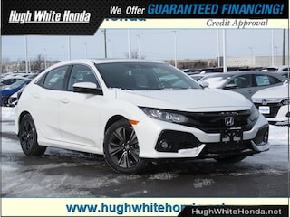 New Honda vehicles 2019 Honda Civic EX Hatchback for sale near you in Columbus, OH