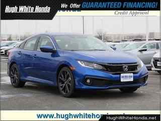 New Honda vehicles 2019 Honda Civic Sport Sedan for sale near you in Columbus, OH