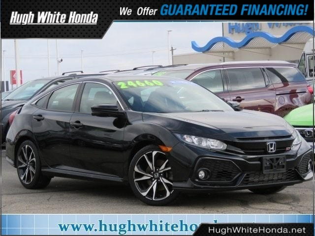 Featured pre-owned vehicles 2018 Honda Civic Si Sedan for sale near you in Columbus, OH