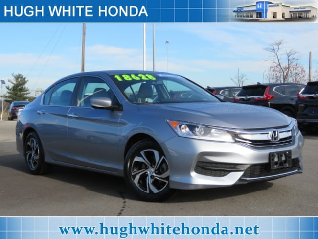 Certified pre-owned Honda vehicle 2016 Honda Accord LX Sedan For sale near you in Columbus, OH