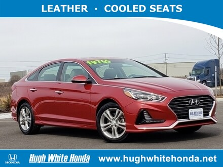 Featured pre-owned vehicles 2018 Hyundai Sonata Limited Sedan for sale near you in Columbus, OH