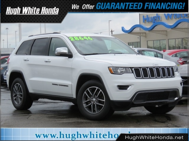 Featured pre-owned vehicles 2018 Jeep Grand Cherokee Limited RWD SUV for sale near you in Columbus, OH