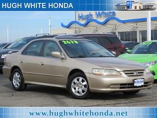 Used vehicles 2001 Honda Accord 2.3 EX Sedan for sale near you in Columbus, OH