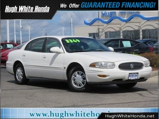 Bargain used vehicles 2003 Buick LeSabre Limited Sedan for sale near you in Columbus, OH