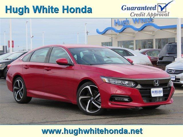Featured new Honda vehicles 2018 Honda Accord Sport Sedan for sale near you in Columbus, Ohio