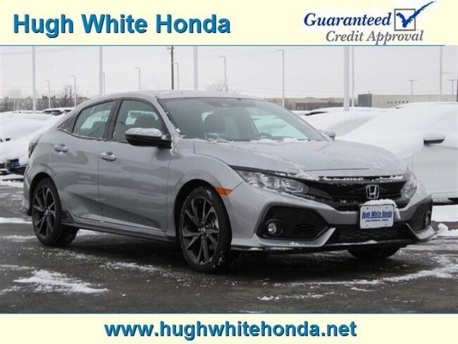 New Honda vehicle 2019 Honda Civic Sport Hatchback For sale near you in Columbus, OH