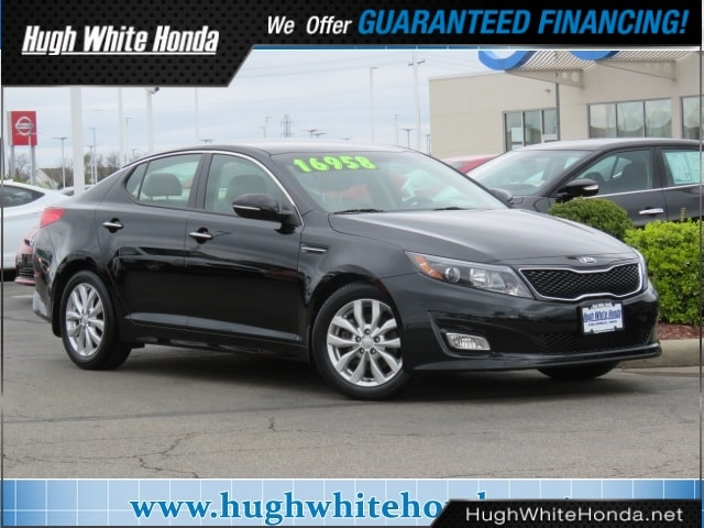 Featured pre-owned vehicles 2015 Kia Optima EX FWD Sedan for sale near you in Columbus, OH