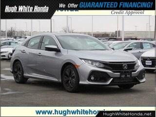 New Honda vehicles 2019 Honda Civic EX Hatchback for sale near you in Columbus, OH