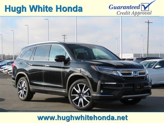 used 2019 honda pilot for sale at hugh white honda vin 5fnyf6h00kb005938. Black Bedroom Furniture Sets. Home Design Ideas