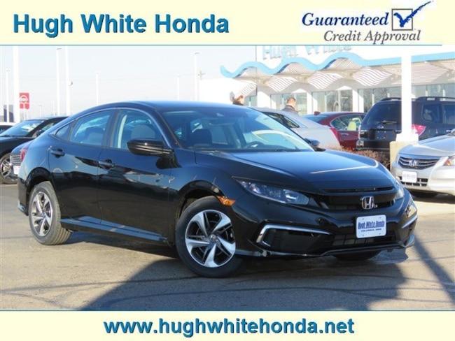 New Honda vehicle 2019 Honda Civic LX Sedan For sale near you in Columbus, OH