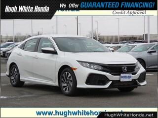 New Honda vehicles 2019 Honda Civic LX Hatchback for sale near you in Columbus, OH