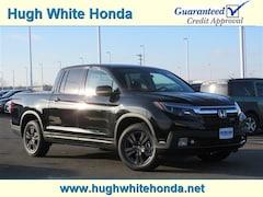 2019 Honda Ridgeline Sport FWD Truck Crew Cab