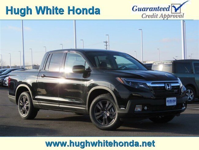 New Honda vehicle 2019 Honda Ridgeline Sport FWD Truck Crew Cab For sale near you in Columbus, OH