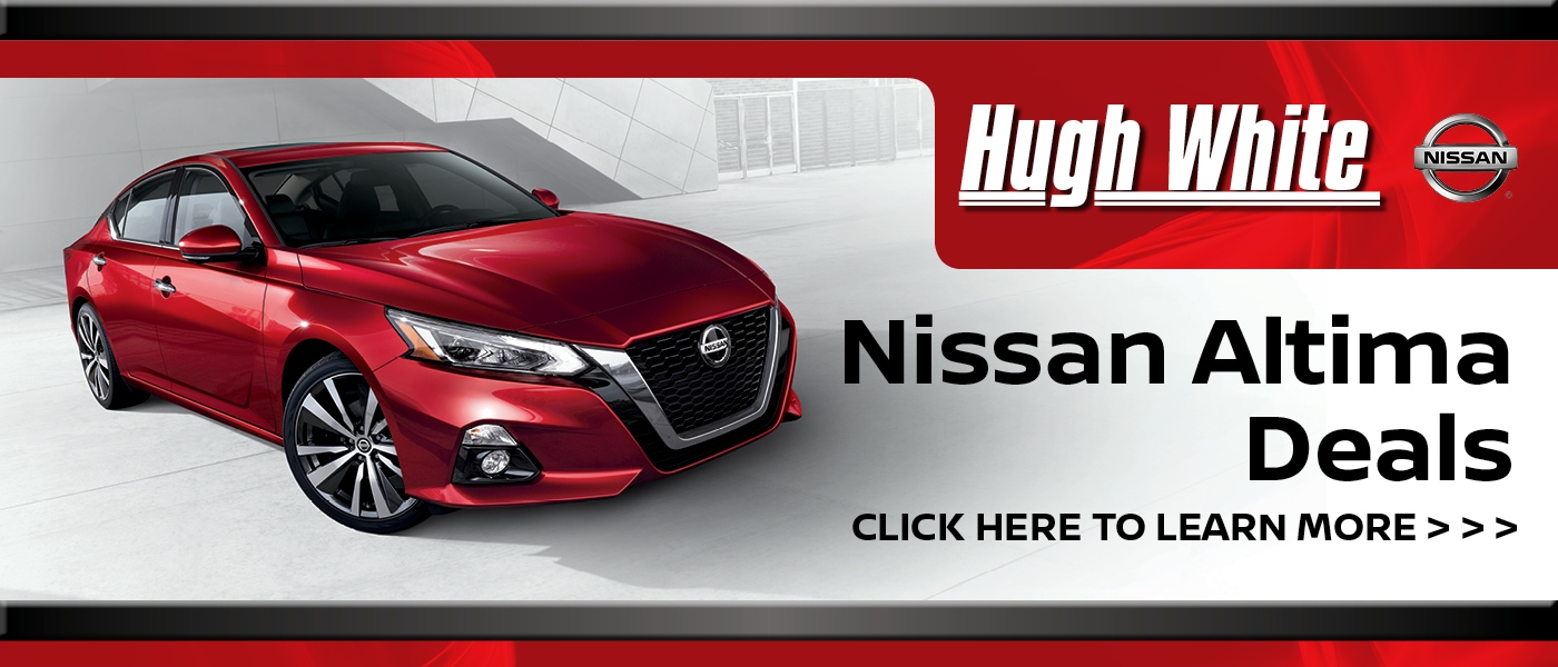 2020 Nissan Altima Deals banner