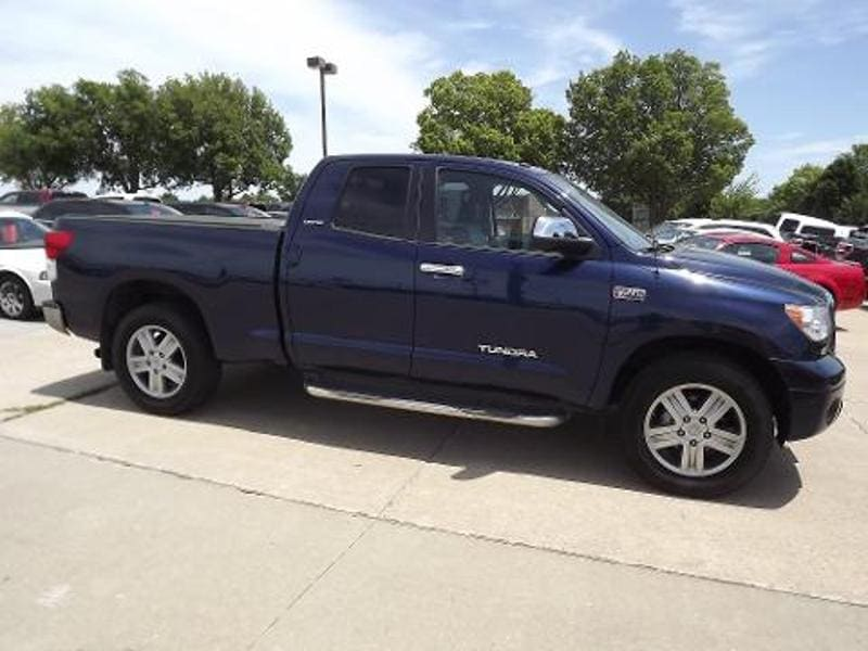 2013 Toyota Tundra Doub Crew Cab Short Bed Truck