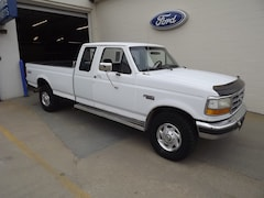 1993 Ford F-250 XLT Extended Cab Truck