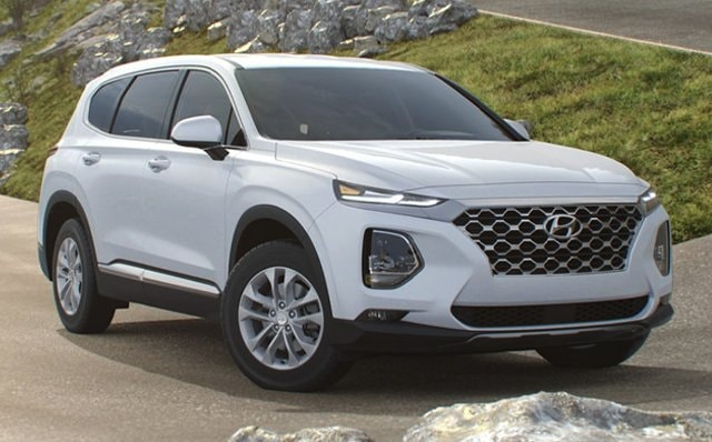 New 2020 Hyundai Santa Fe For Sale At Humble Hyundai Vin