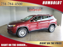 New 2019 Jeep Cherokee LATITUDE FWD Sport Utility Humboldt, Tennessee