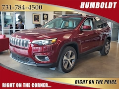 New 2020 Jeep Cherokee LIMITED FWD Sport Utility Humboldt, Tennessee