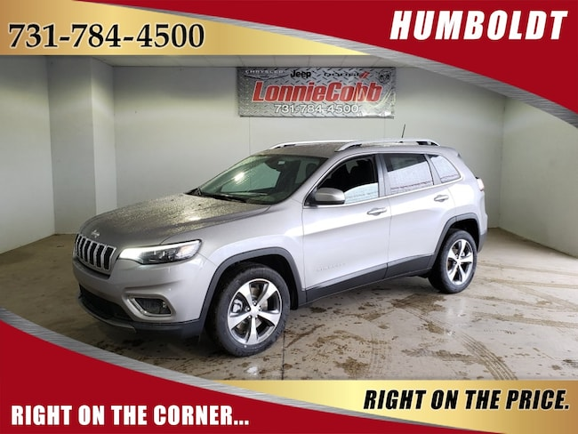 New 2019 Jeep Cherokee LIMITED FWD Sport Utility Humboldt
