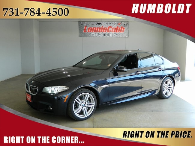 Used 2014 BMW 5 Series 535d Sedan Humboldt