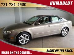 Used 2007 Audi A4 3.2 Sedan Humboldt, Tennessee