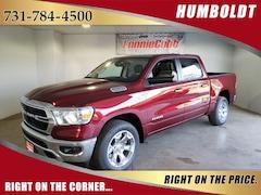 New 2019 Ram 1500 BIG HORN / LONE STAR CREW CAB 4X2 5'7 BOX Crew Cab Humboldt, Tennessee