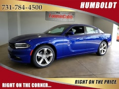 New 2018 Dodge Charger SXT PLUS RWD - LEATHER Sedan Humboldt, Tennessee