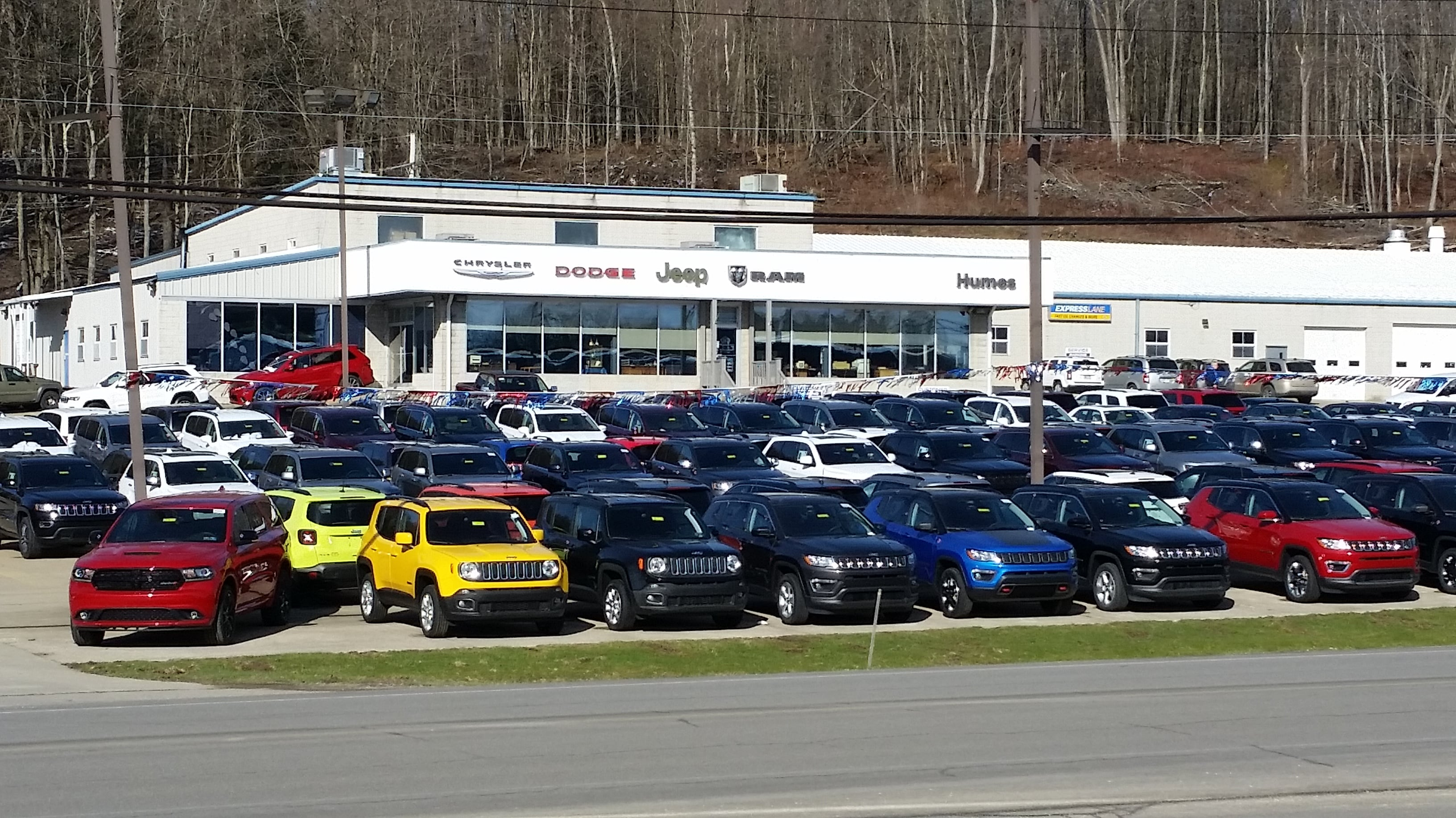 About Waterford New Jeep Dodge Ram Chrysler Used Car Dealer