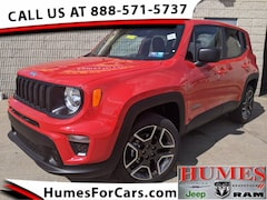 2020 Jeep Renegade JEEPSTER 4X4 Sport Utility Waterford