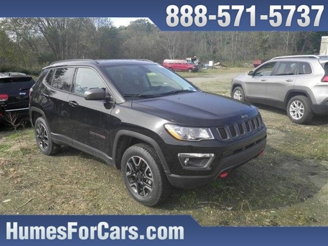 2019 Jeep Compass TRAILHAWK 4X4 Sport Utility Waterford